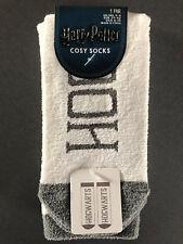 Harry Potter Hogwarts Damen Kuschelsocken ABS Socken Glitzer 37-42 Warm Primark