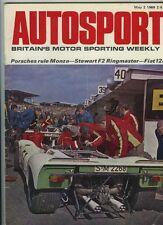 Autosport 2nd mai 1969 * Monza 1000 km pour PORSCHE 908 *