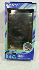 SONY TCM929 TCM-929 TCM 929 TAPE CASSETTE RECORDER GRABADORA DE CASSETTE