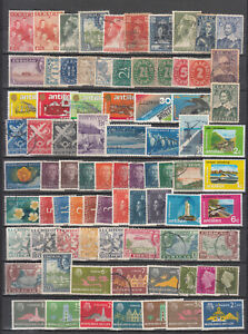 Curacao - small stamp lot