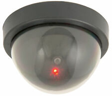 Dummy Dome Cctv Camera Flashing Led Avsl 351.081
