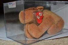 MWMT MQ Authenticated TY beanie baby Humphrey 1st gen True Blue Beans Ultra Rare