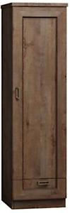 Kleiderschrank TADEUSZ T9 eintürige schmale zweiseitige 46 cm mit Kleiderstange