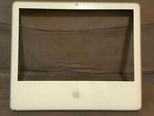"Genuine Apple iMac 20"" A1207 Front Bezel Cover Panel"