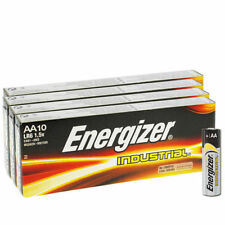 10-19 Batterie monouso Energizer per articoli audio e video AA