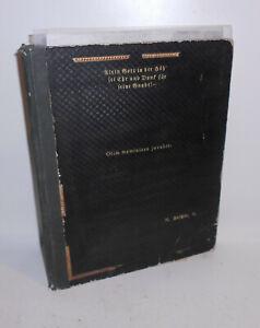 Manuscripts Folder Priest Peschel Etzdorf Rosswein Letters Documents 1862