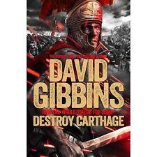 Total War Rome: Destroy Carthage, Gibbins, David, New Book
