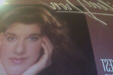 CELINE DION/ RARE EARLY FRENCH ALBUM/ C'EST POUR TOI/ COMPLETE WITH INNER SLEEVE