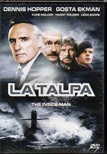 LA TALPA - THE INSIDE MAN - DVD (NUOVO SIGILLATO)