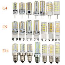 LED REGULABLE G4 G9 E14 2W4W5W6W7W8W9W10W Mini Bombilla de maíz reemplazar halógeno de la cápsula