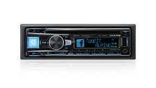 Alpine CDE-164EBT Radio CD with Bluetooth, USB and Aux