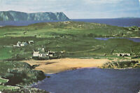 Rare Vintage Postcard Dooey, Atlantic Drive, Co. Donegal Ireland Unposted.