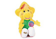 "OFFICIAL BRAND NEW 21"" SITTING BJ PLUSH SOFT TOY FRIEND OF BARNEY AND BABY BOP"