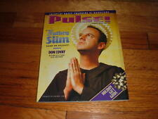 Pulse FATBOY SLIM Don Covay COLDPLAY Kasey Chambers December 2000 DJ HURRICANE