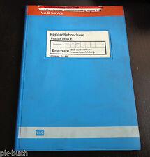 Reparatiebrochure VW Passat B3 35i 2E3-carburateur / transistorontsteking ab 88