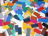 Lego ® Lot x5 Plaque Lisse Rectangle 2x4 Plate Tile w Groove Choose Color 87079