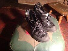 Kurt Geiger Black Shoes Kg Size 5 Euro 38 Gladiator Style