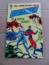 Dragonfly 4 . Americomics 1986 - VF