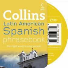 Collins Latin American Spanish Phrasebook CD Pack: The Right Word in Your Pocket