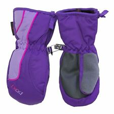 Head Jr. Girls Ski Insulated Mitten - Size: XXS (1-2) / XS (2-4) / S (4-6)