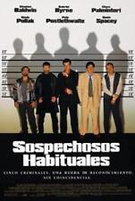 SOSPECHOSOS HABITUALES. dvd.