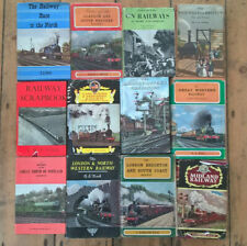 More details for collection of 15 x ian allen & similar h/b railway books