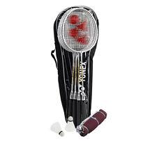 Yonex 4 Player Badminton Set Black Fitness Equipment Sporting Equipment