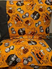 Snoopy Hearts 2 pattern 100/% new Cotton handmade Pillowcase one pair