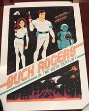 BUCK ROGERS IN THE 25TH CENTURY Variant Print  Dave Perillo 35/60  Nt Mondo