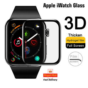Screen Protector Temper Glass For Apple Watch Series 6 5 4 3 2 1 38 40 42 44 mm
