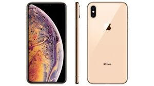 NEW Apple iPhone XS Max 512GB Gold Phone Unlocked WORLDWIDE FAST SHIPPING !