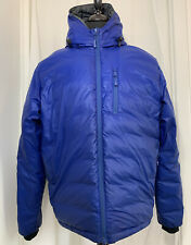 Mens Blue Canada Goose Jacket Size XL