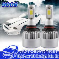 2x 9006 Led Headlight Bulb Hb4 Low Beam Kit For Toyota Rav4 01-12 Corolla 01-13(Fits: Rabbit)