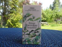 "FIGENZI "" things become beautyfull ""  . Eau de Toilette . 50 ml . Natural Spray"