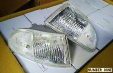Corner Lights Clear Signal Lamps For 92-95 Honda Civic  eg4 eg6 ej1 2dr/3Dr