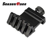 Airsoft Tactical 45 Degree Angle Offset 4 Slot Side RTS Sight Scope Mount Clamp