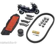 Pack Révision Courroie Galets Filtre Frein Bougie Honda SW-T 400 /ABS 2009-2012