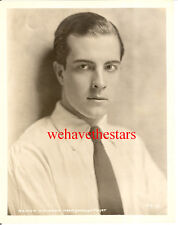 Vintage Ramon Novarro SEXY QUITE HANDSOME HOT Early MGM Publicity Portrait