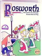 BOSWORTH (PREMIERE EDITION) THE GAME YOU ALREADY KNOW HOW TO PLAY (#4444