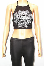 Unbranded Women's Vest Top, Strappy, Cami Halterneck Cropped Tops & Shirts