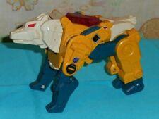 original G1 Transformers headmaster WEIRDWOLF BODY