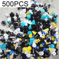Mixed Plastic Car Rivet Clips (500pcs/set) Bumper Retainer For Mitsubishi Pajero
