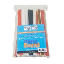 DuraSand Sanding Sticks GRAB BAG VARIETY PACK  modeling hobby model 21008