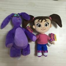 set of Kate and Mim Mim purple rabbit 6 inch Stuffed toy