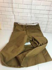 Vintage Four Square Outdoor Work pants Dark Khaki Mens 32/33