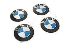 Genuine BMW M5 X5 Z1 Z3 Roadster BMW plaque with adhesive film 4pcs 36131181080