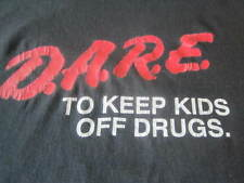 Keep Kids Off Drugs Vintage 80S Tee Shirt Soft Thin Large
