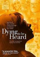 Dying to Be Heard, Good DVD, ,