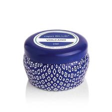 Capri Blue Candle VOLCANO 06 BLUE PETITE JAR 3 oz Iconic Fragrance Citrus Sugar
