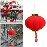 16/30x Chinese Knot Tassel Pendant Craft Home Decor Car Lantern Red Hanging P5N2